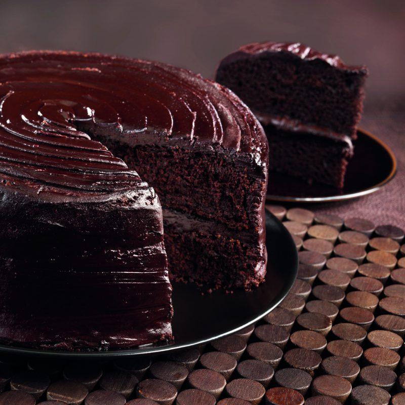 Gluten Free Alabama Fudge Cake Sidoli